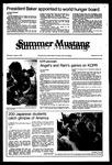 Summer Mustang, August 4, 1983