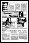 Summer Mustang, August 18, 1983
