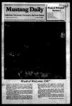 Mustang Daily, September 12, 1983