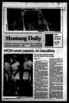 Mustang Daily, September 21, 1983
