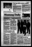 Mustang Daily, September 22, 1983