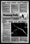 Mustang Daily, September 23, 1983