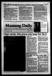 Mustang Daily, September 30, 1983