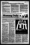 Mustang Daily, October 4, 1983