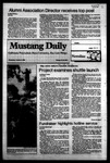 Mustang Daily, October 5, 1983