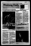 Mustang Daily, October 11, 1983