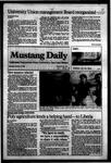 Mustang Daily, October 13, 1983