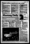 Mustang Daily, October 14, 1983