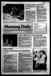 Mustang Daily, October 17, 1983