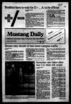 Mustang Daily, October 18, 1983
