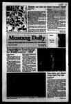 Mustang Daily, October 21, 1983