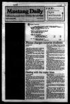 Mustang Daily, October 24, 1983