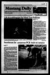 Mustang Daily, October 26, 1983