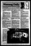 Mustang Daily, November 2, 1983