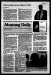 Mustang Daily, November 3, 1983