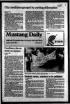 Mustang Daily, November 7, 1983