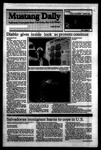 Mustang Daily, November 16, 1983