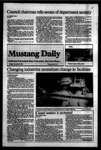 Mustang Daily, December 2, 1983