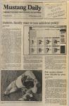 Mustang Daily, January 5, 1984