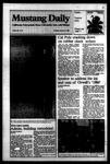 Mustang Daily, January 10, 1984