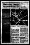 Mustang Daily, January 19, 1984