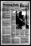 Mustang Daily, January 23, 1984