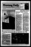 Mustang Daily, January 24, 1984