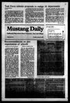 Mustang Daily, January 26, 1984