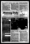 Mustang Daily, January 30, 1984