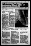 Mustang Daily, January 31, 1984
