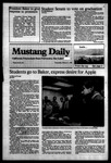 Mustang Daily, February 1, 1984