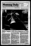 Mustang Daily, February 2, 1984