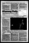Mustang Daily, February 17, 1984