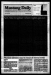 Mustang Daily, March 2, 1984