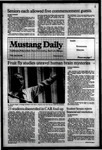 Mustang Daily, March 30, 1984