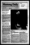 Mustang Daily, April 2, 1984
