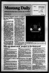 Mustang Daily, April 4, 1984
