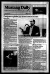 Mustang Daily, April 9, 1984