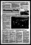 Mustang Daily, April 10, 1984