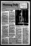 Mustang Daily, April 11, 1984