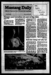 Mustang Daily, April 12, 1984
