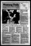Mustang Daily, April 20, 1984