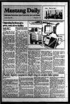 Mustang Daily, May 8, 1984
