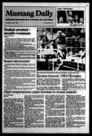Mustang Daily, May 9, 1984