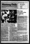 Mustang Daily, May 10, 1984