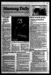 Mustang Daily, May 11, 1984