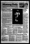 Mustang Daily, May 16, 1984