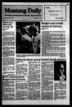 Mustang Daily, May 17, 1984