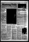 Mustang Daily, May 18, 1984