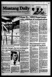 Mustang Daily, May 22, 1984